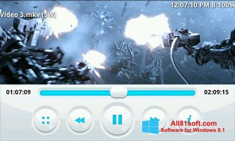 Screenshot BSPlayer for Windows 8.1