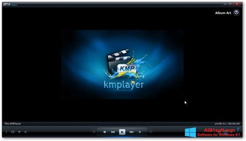 Screenshot KMPlayer for Windows 8.1