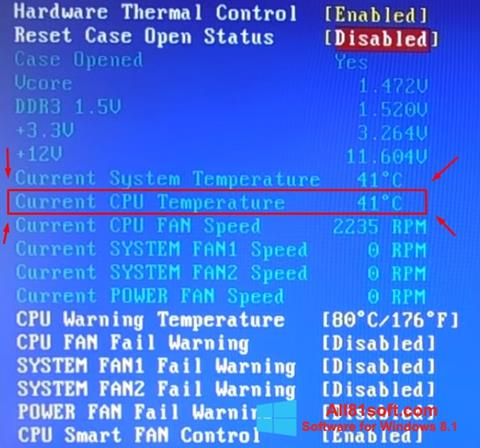 Screenshot Boostek-9x for Windows 8.1