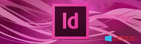 Screenshot Adobe InDesign for Windows 8.1