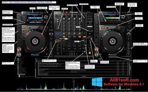 Screenshot Virtual DJ for Windows 8.1