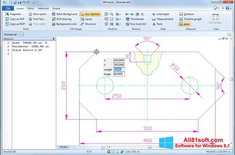 Screenshot ABViewer for Windows 8.1
