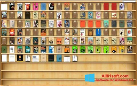 Screenshot Bookshelf for Windows 8.1
