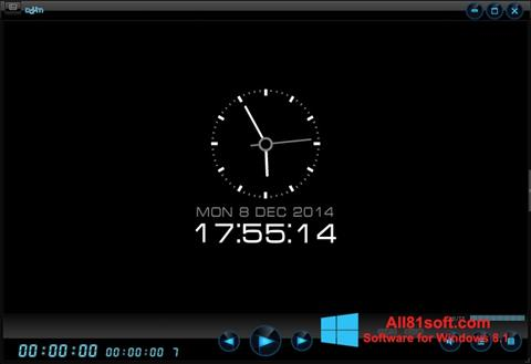 Screenshot Daum PotPlayer for Windows 8.1