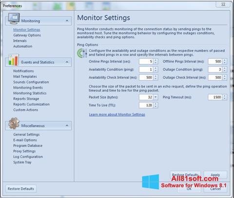 Screenshot QIP for Windows 8.1
