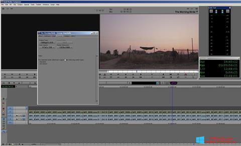 Screenshot Avid Media Composer for Windows 8.1