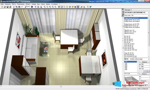 Screenshot KitchenDraw for Windows 8.1