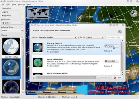 Screenshot Marble for Windows 8.1