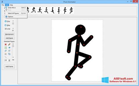Screenshot Pivot Animator for Windows 8.1