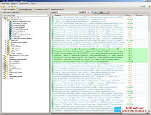 Screenshot HAL for Windows 8.1
