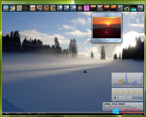 Screenshot FastPictureViewer for Windows 8.1
