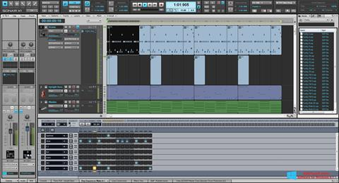Screenshot Cakewalk Sonar for Windows 8.1