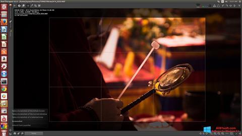 Screenshot RawTherapee for Windows 8.1